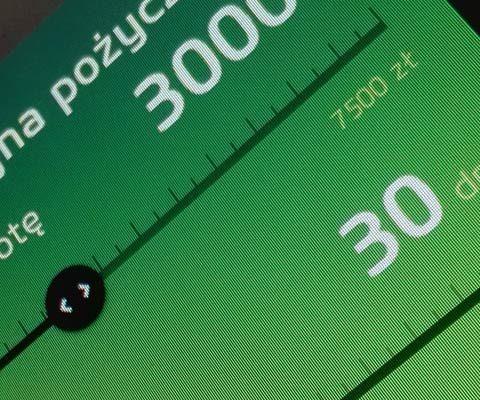Szybka pożyczka internetowa na konto